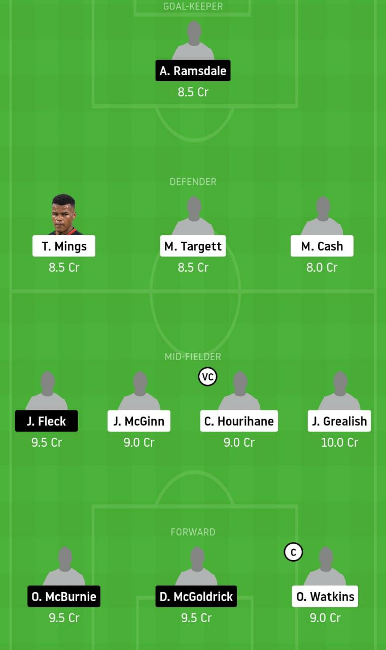 AVL vs SHF Dream11 Team - Experts Prime Team