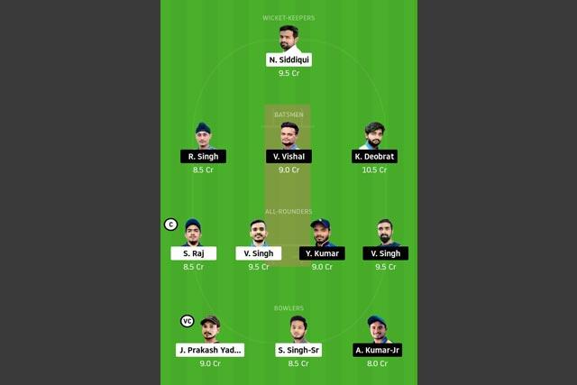 DHA vs BOK Dream11 Team - Experts Prime Team
