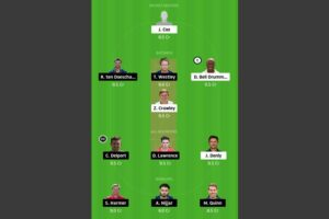 KET vs ESS Dream11 Team - Experts Prime Team