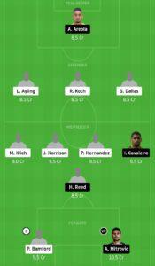 LU vs FUL Dream11 Team - Experts Prime Team