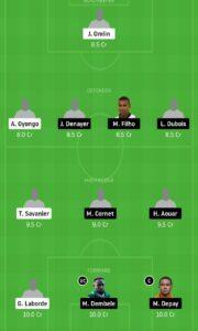 MOT vs LYN Dream11 Team - Experts Prime Team