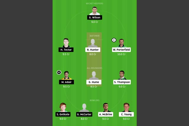 NWW vs NK Dream11 Team - Experts Prime Team