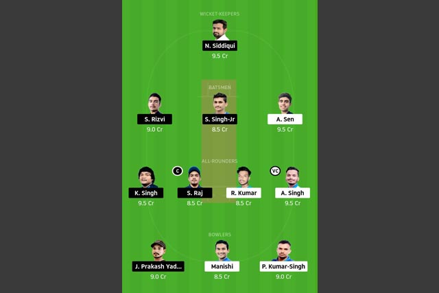 RAN vs DHA Dream11 Team - Experts Prime Team