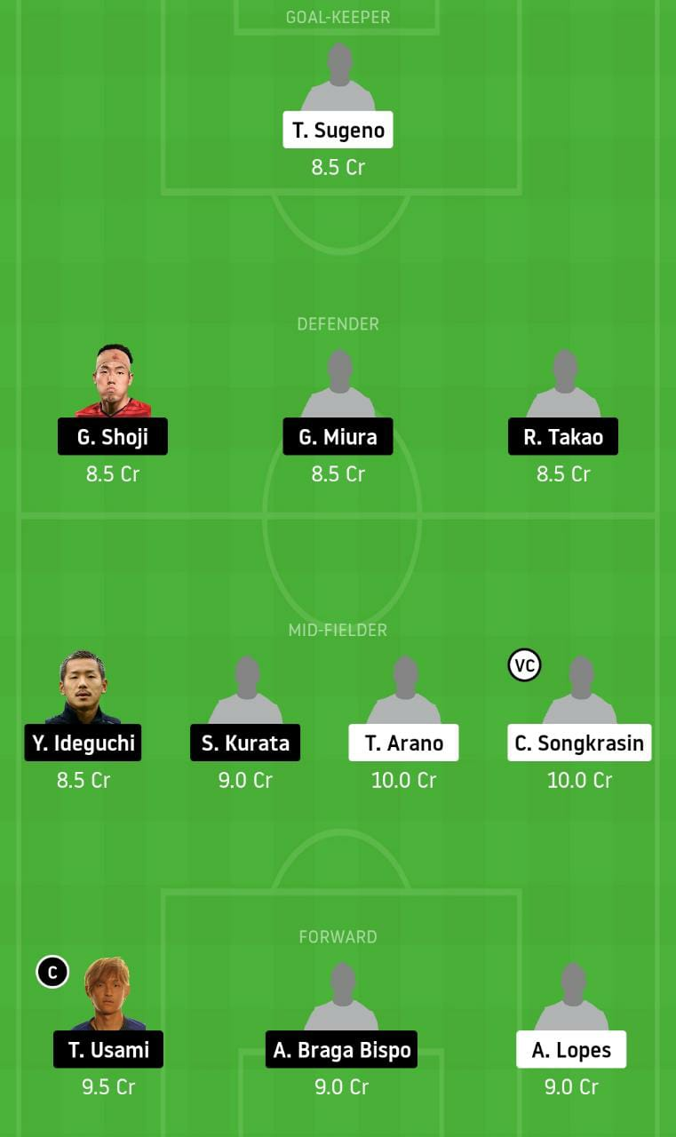 SAP vs OSK Dream11 Team - Experts Prime Team