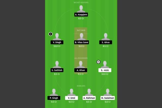 SH vs NS Dream11 Team - Experts Prime Team