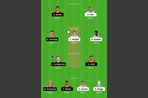 SUS vs LAN Dream11 Team - Experts Prime Team