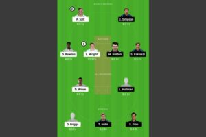 SUS vs MID Dream11 Team - Experts Prime Team