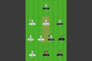 SV vs NOD Dream11 Team - Experts Prime Team