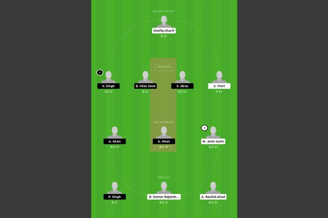 WW vs NS Dream11 Team - Experts Prime Team