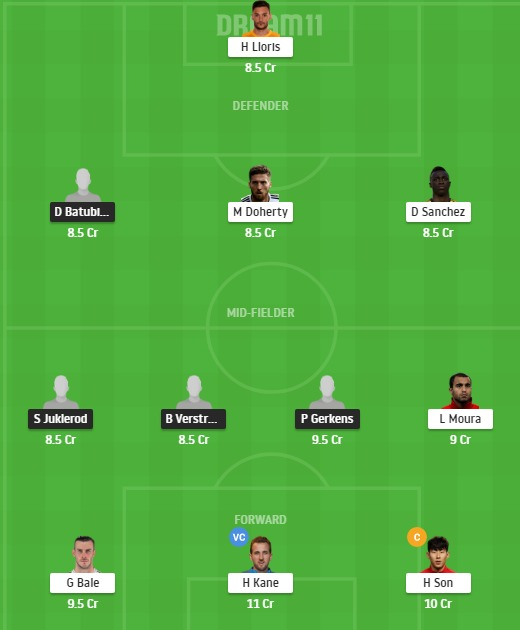 ATW vs TOT Dream11 Team - Experts Prime Team