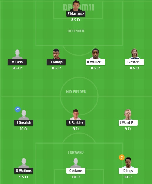 AVL vs SOU Dream11 Team - Experts Prime Team