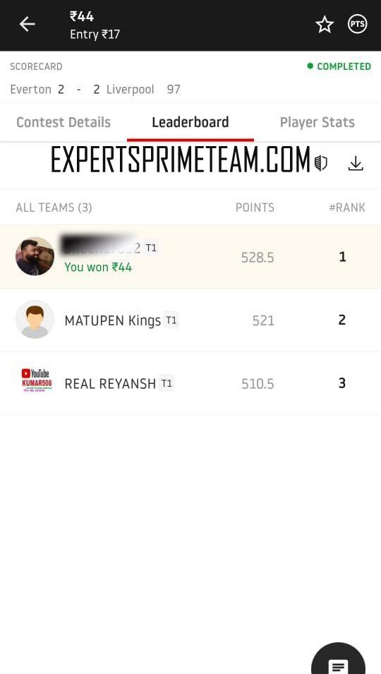EVE-VS-LIV-Dream11-Results-