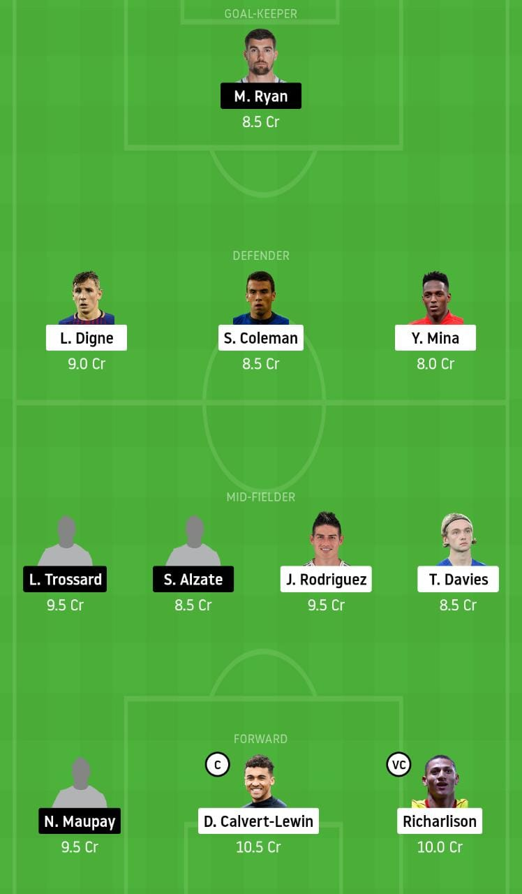 EVE vs BHA Dream11 Team - Experts Prime Team