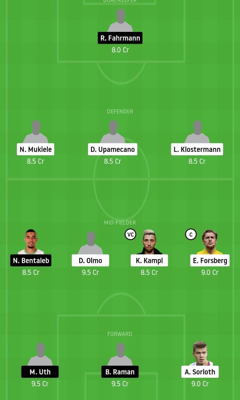 LEP vs SCH Dream11 Team - Experts Prime Team