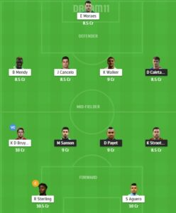 MAR vs MCI Dream11 Team - Experts Prime Team