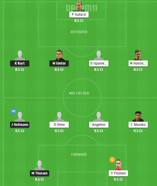 MOB vs LEP Dream11 Team - Experts Prime Team