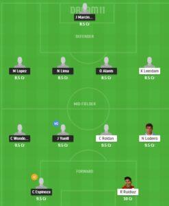 SJ vs SS Dream11 Team - Experts Prime Team