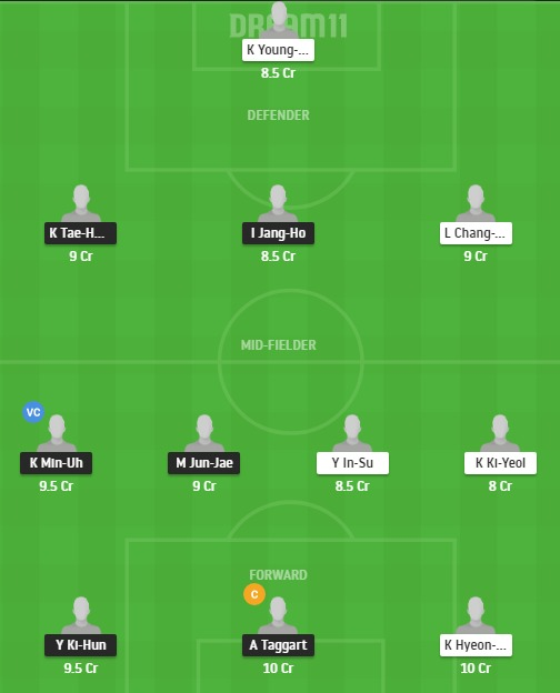 SSB vs SEGN Dream11 Team - Experts Prime Team