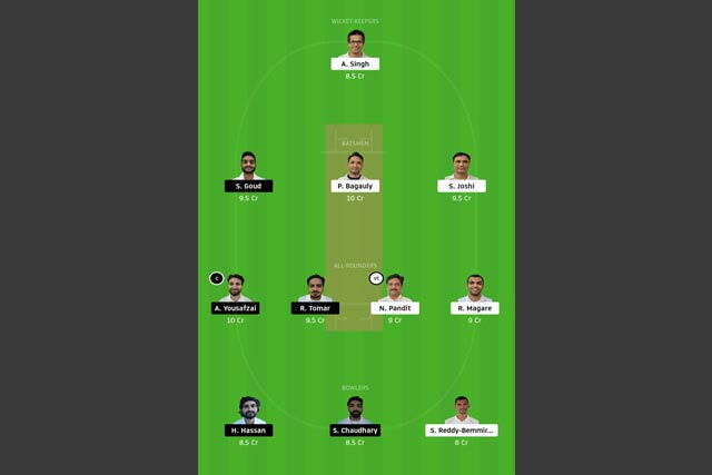 UCC vs VCC Dream11 Team - Experts Prime Team