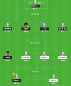 ULS vs JNB Dream11 Team - Experts Prime Team