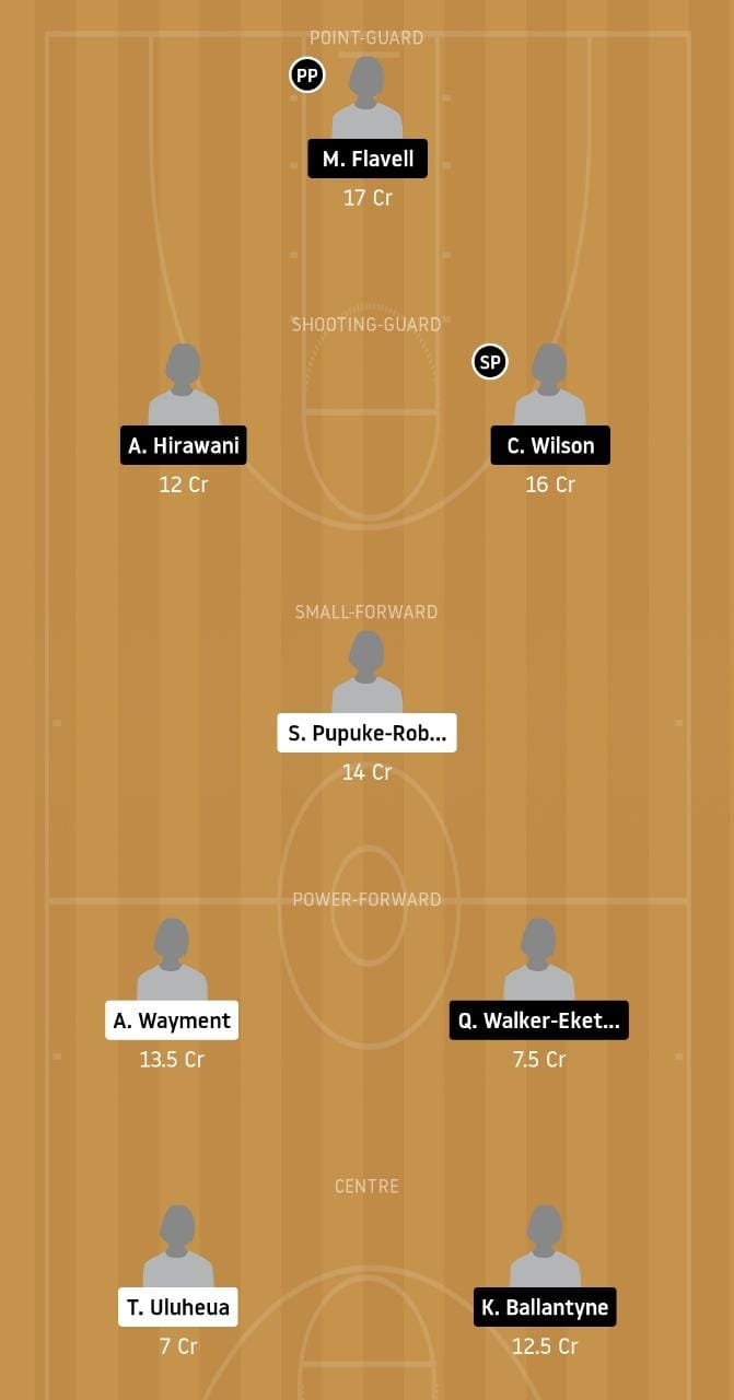 AUD vs WAW Dream11 Team - Experts Prime Team