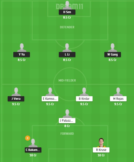 BEI vs MLV Dream11 Team - Experts Prime Team