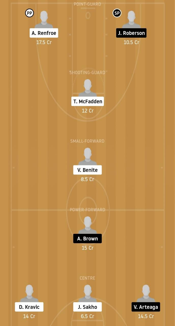 BGS vs EST Dream11 Team - Experts Prime Team