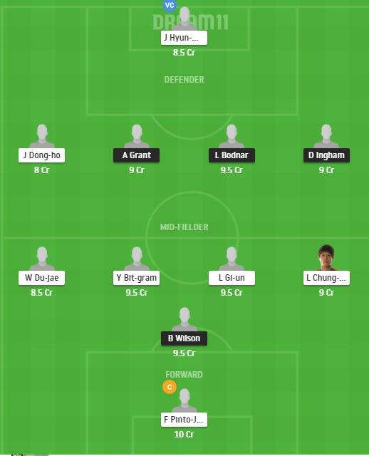 PG vs ULS Dream11 Team - Experts Prime Team