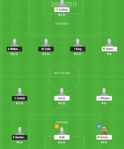 SYD vs SHG Dream11 Team - Experts Prime Team