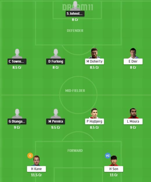 WBA vs TOT Dream11 Team - Experts Prime Team