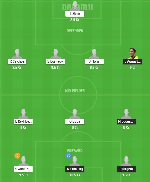 WBN vs KOL Dream11 Team - Experts Prime Team