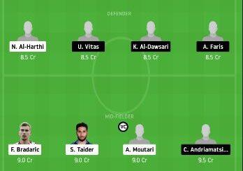AA vs ALQ Dream11 Team fantasy Prediction