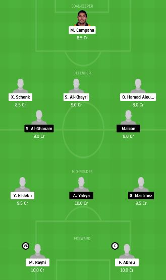 ALBT vs NSSR Dream11 Team fantasy Prediction