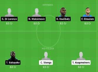 ALK vs NAP Dream11 Team Prediction