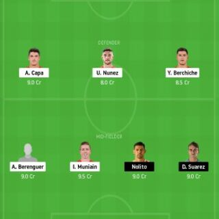 ATH vs CEV Dream11 Team Prediction