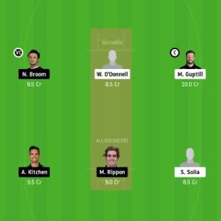AUK vs OTG Dream11 Team Prediction - 10th today match