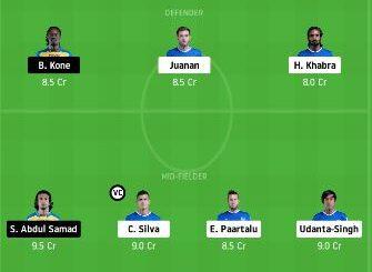 BFC vs KBFC Dream11 Team fantasy Prediction