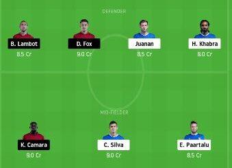 BFC vs NEUFC Dream11 Team Prediction ISL
