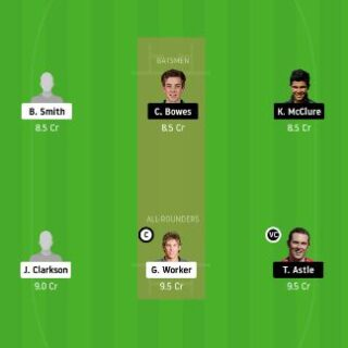CD vs CTB dream11 prediction