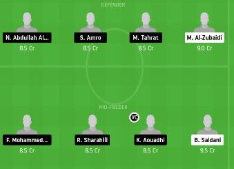 DAM vs ABH Dream11 Team Prediction