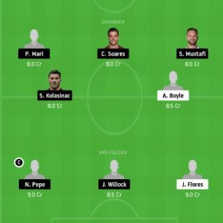 DNDK vs ARS Dream11 Team fantasy Prediction