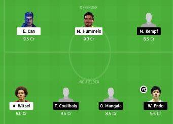 DOR vs STU Dream11 Team Prediction