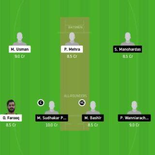 DUB vs ABD dream11 fantasy cricket prediction - 7th Match