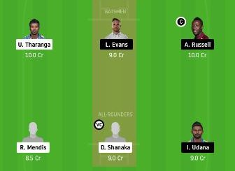 DV vs CK dream11 fantasy cricket prediction
