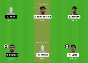 ECB vs AJM dream11 team prediction