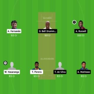 JS vs CK Dream11 Team Prediction 18th match today