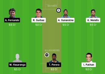 KT vs JS Dream11 Team Prediction - 16th Match Today