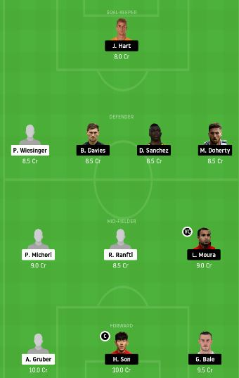LAK vs TOT Dream11 Team Prediction