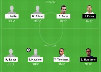 LEI vs EVE Dream11 Team Prediction