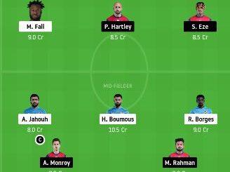 MCFC vs JFC Dream11 Team fantasy Prediction